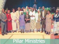 Pillar Ministries